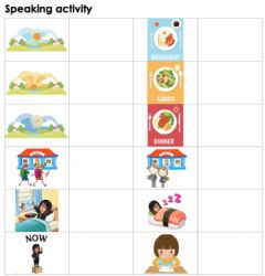 Interactive worksheet BC-V2L27-vocabulary speaking practice