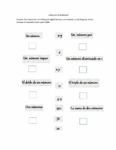 Interactive worksheet Ficha 2 9no
