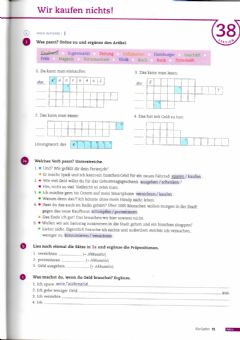 Interactive worksheet 9. Klasse bei Pablo