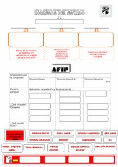 Interactive worksheet 4a afip5