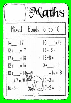 Interactive worksheet Mathematics