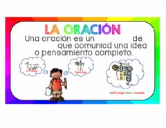 Interactive worksheet Forma oraciones : Las hormigas