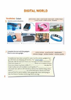 Interactive worksheet Gadgets