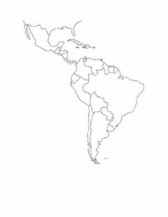 Interactive worksheet America Latina