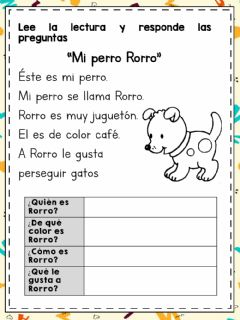 Interactive worksheet Lecturas comprension