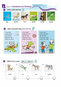 Interactive worksheet Farmanimals&actions