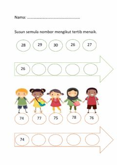 Interactive worksheet Matematik PPKI