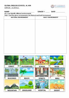 Interactive worksheet Science w1 p1 t2