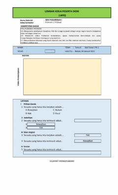 Interactive worksheet Tema 6