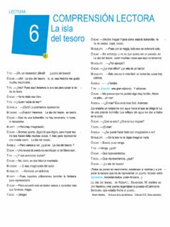 Interactive worksheet Comprensión lectora tema 6-4º