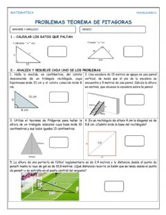 Interactive worksheet Teorema