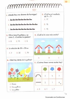 Interactive worksheet Repaso mates