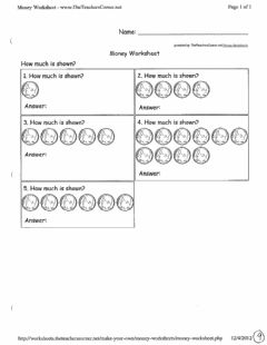 Interactive worksheet Dimes Pg 9