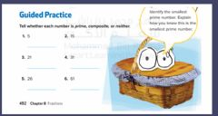 Ficha interactiva Lesson 2: Prime and Composite Numbers