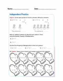 Ficha interactiva Multiply by 0 and 1