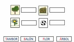 Interactive worksheet Lectura global cuento -Árbol-