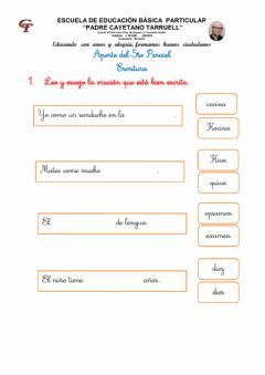 Interactive worksheet Aporte 5to parcial