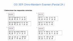 Interactive worksheet CEI 3er test (Parcial 2a)