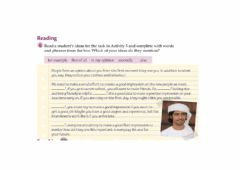 Interactive worksheet Unit5-lessons-3-4