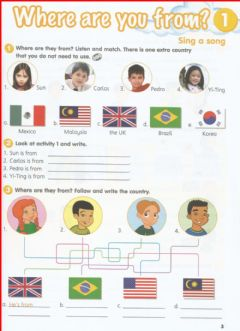 Interactive worksheet Get Smart Plus 4, Module 1