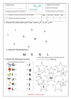 Interactive worksheet General Summary on Toys and things
