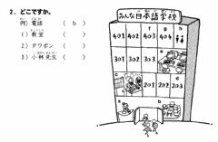 Interactive worksheet N5読解初級一l.3-聴解2