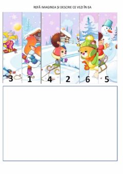 Interactive worksheet Puzzle pe numere