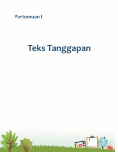 Interactive worksheet Pertemuan I - Bahasa Indonesia Kelas 9