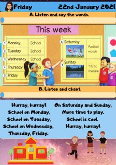 Interactive worksheet 5 Free Time