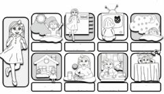 Interactive worksheet daily routine 1