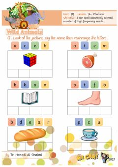 Interactive worksheet We Can 4 Unit 1 Lesson 4-2