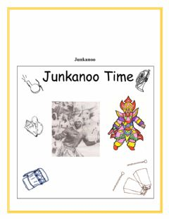 Interactive worksheet Junkanoo