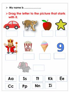 Interactive worksheet Revision