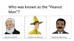 Interactive worksheet Who is George Washington Carver