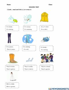 Interactive worksheet FF2-Review 4-Reading