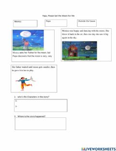 Interactive worksheet ElA