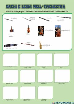Interactive worksheet Maestra Valentina