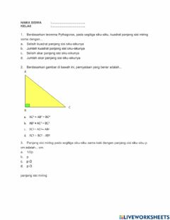 Interactive worksheet Tugas mgmp