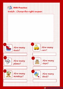 Interactive worksheet Use of there are sentences