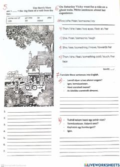 Interactive worksheet There is...ing