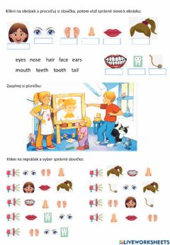 Interactive worksheet Happy House 2