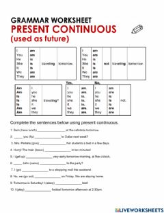 Interactive worksheet Pc f fp