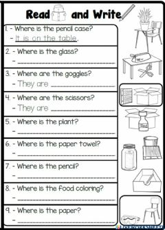 Interactive worksheet 4.6. Fun With Science - Prepositions