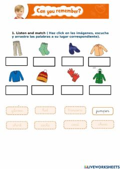 Interactive worksheet Vocabulary and grammar unit 3 All about us 1