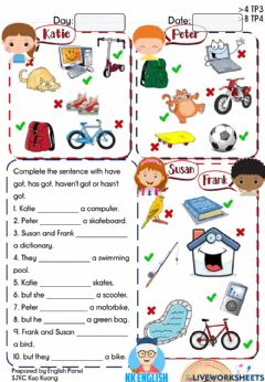 Interactive worksheet KKy3m1hh2