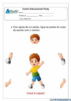 Interactive worksheet Aula:17-03-2021