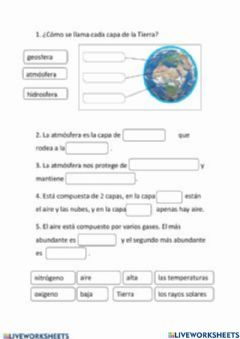 Interactive worksheet Ccnn
