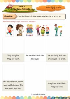 Interactive worksheet We Can 4 Unit 5 Lesson 3