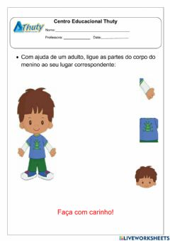Interactive worksheet Aula:25-03-2021