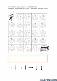 Interactive worksheet Coding